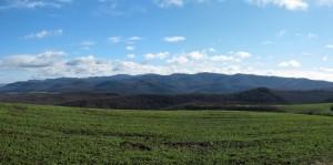 Montes de Vitoria.
